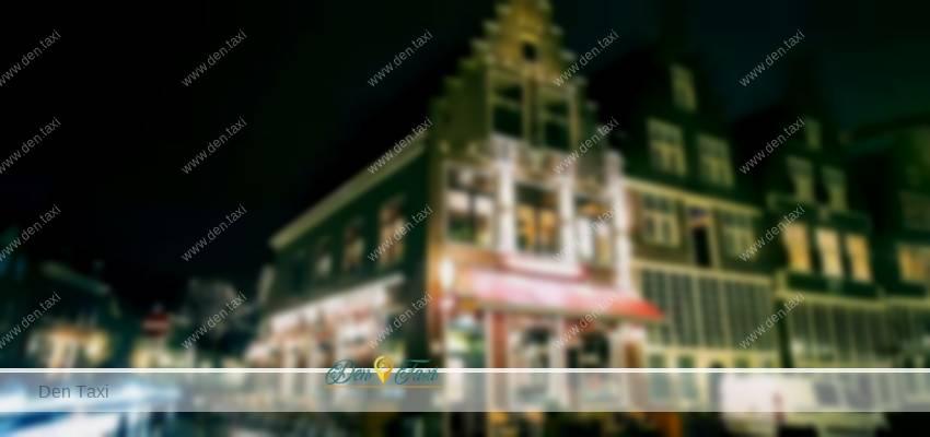 Den Taxi, nieuw in Hoorn en omgeving.